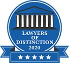 Lawyers of Distinction Plaque